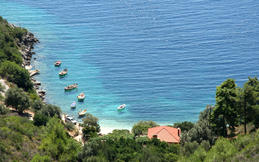 LefkadaLands :  Evgiros Lefkada 3 Cousins South land